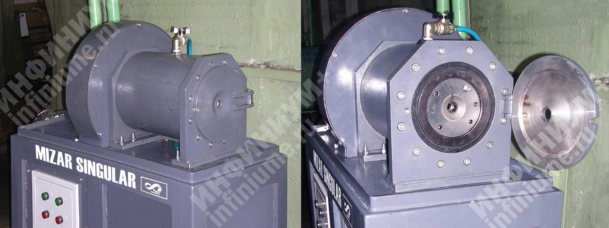 MIZAR SINGULAR промышленный станок ротационной ковки