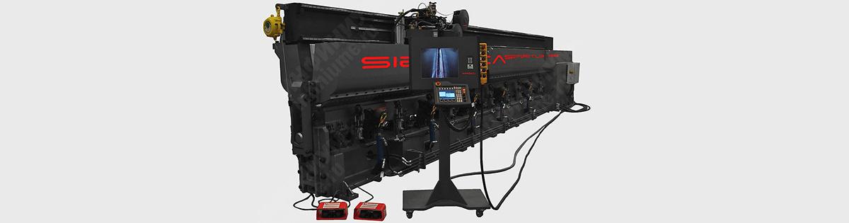 Siberica Spiritus 5200 промышленный станок плазменной сварки